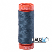 Aurifil 50 Cotton Thread - 1310 (Medium Blue Grey)